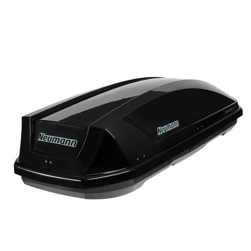 Střešní box Neumann Adventure 190 (lesklý černý)