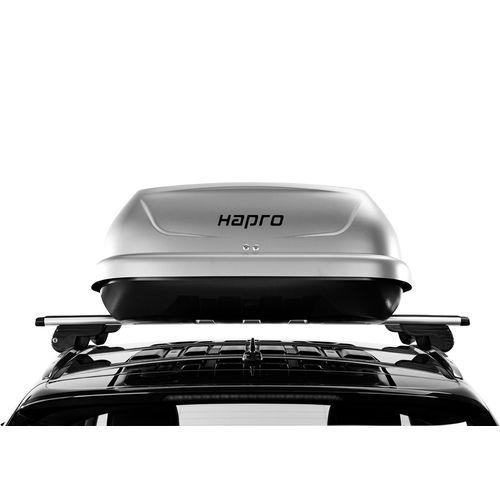 Střešní box Hapro Traxer 8.6 (Silver Grey)
