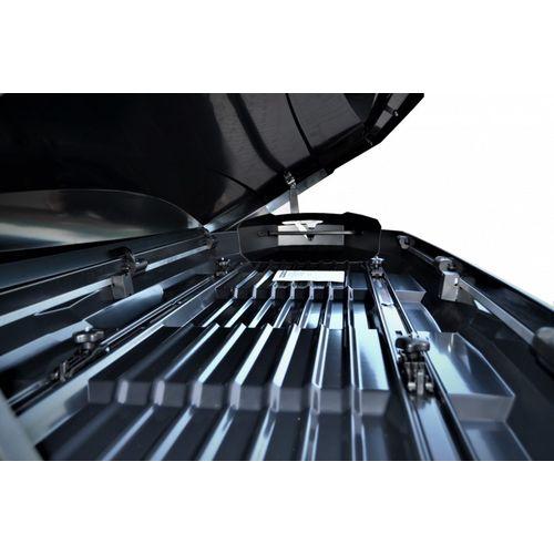 Střešní box Northline Tirol 420 Wing (lesklý černý)
