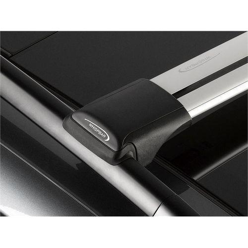 Příčníky WhispBar BLACK S44 mezi střešní podélníky